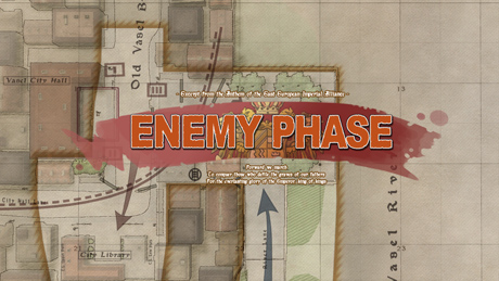 Enemy Phase